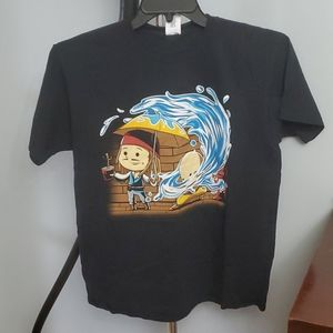 Character youth t-shirt